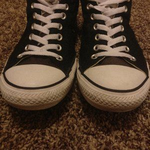 Converse Men's size 12 Black Very clean